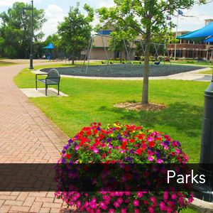 Image Link to the Parks Department