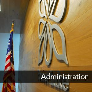 Image Link to the Administration Department