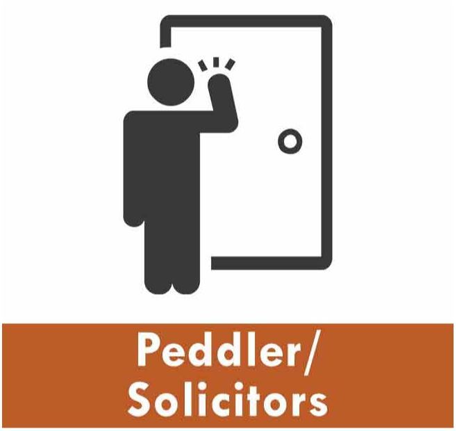 Peddlers and Solicitors