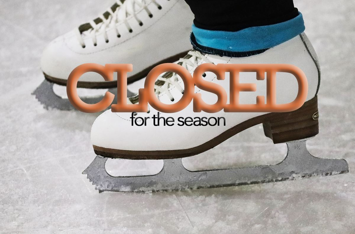 Rinks closed