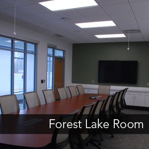 Image of the Forest Lake Conference Room